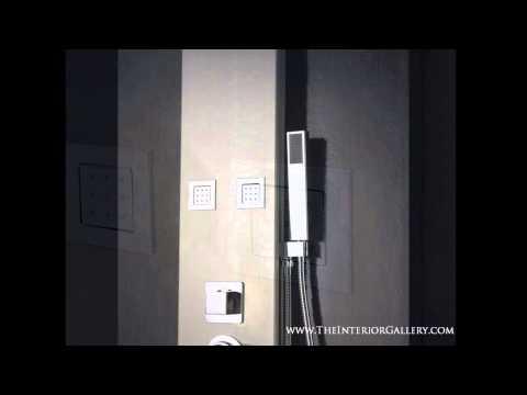 Shower Panel - 4 Jet Massage - Vienna