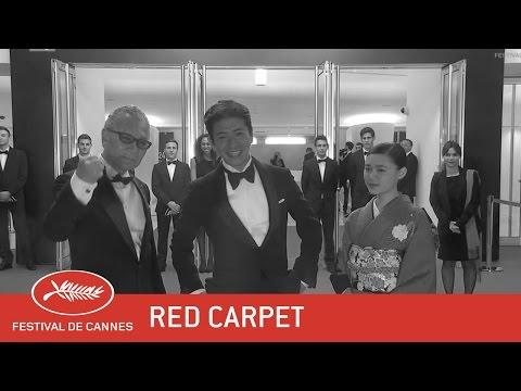 MUGEN NO JÛNIN - Red Carpet - EV - Cannes 2017