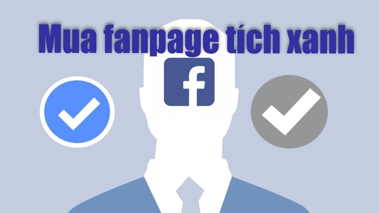 Trang Fanpage tích xanh là gì? Tác dụng fanpage tích xanh và nơi mua uy tín