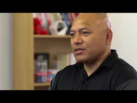 Growing Pasifika Niu Leaders Programme - Henry Gray