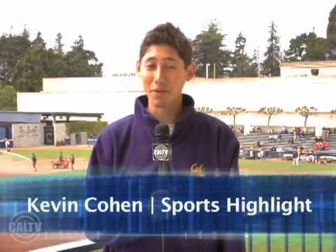 CalTV Sports Highlight Cal vs. ASU Men's Baseball 4/25/11