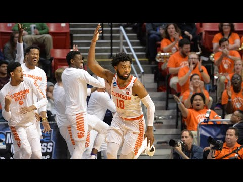Shelton Mitchell, Gabe DeVoe shoot Clemson past New Mexico state