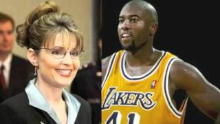 Sarah Palin Had Sex With Former NBA Player Glenn Rice