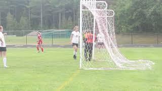 Skowhegan at Camden Hills girls soccer