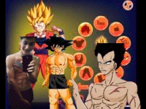 Vestir A Goku El Juego Homosexual 2017 Soyelpantu Youtube