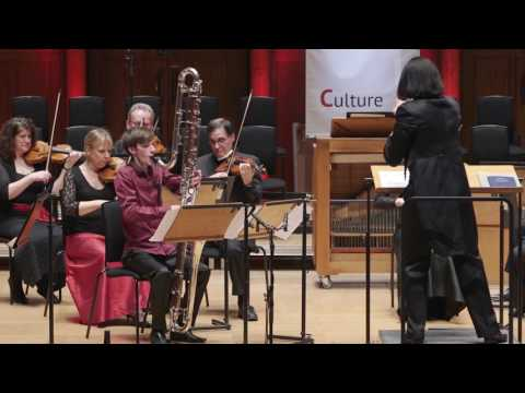 Martin Georgiev, Soul Searching - Contrabass Clarinet Concerto (excerpts)