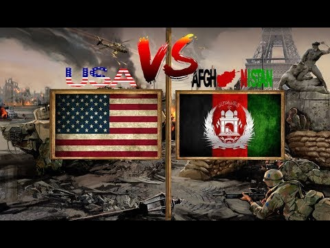USA VS Afghanistan Military Power