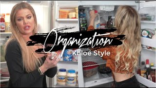 Organizing My Fridge Like Khloé Kardashian