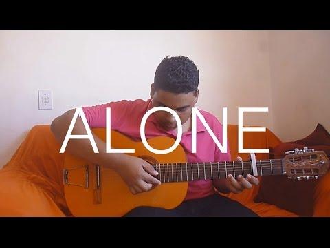 alan walker alone lyrics pdf