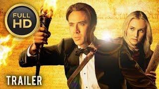 🎥 NATIONAL TREASURE (2004) | Full Movie Trailer | Full HD | 1080p thumbnail