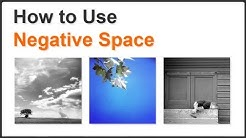 Photography Tips - Negative Space in Photography