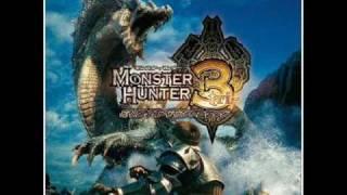 Monster Hunter 3 (tri-) OST - Proof of a Hero / Monster Hunter main theme