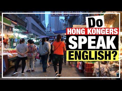 DO HONG KONG PEOPLE SPEAK ENGLISH?   Hong Kong Wet Market Tour   Froi and Geri