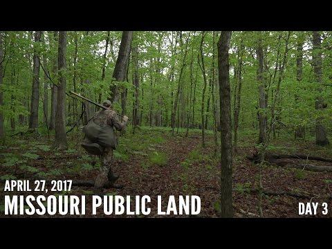 Video Blog: Missouri Public Land Day 3