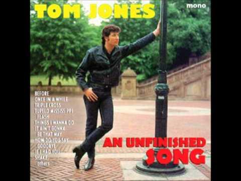 Tom Jones - Out In The Cold Again