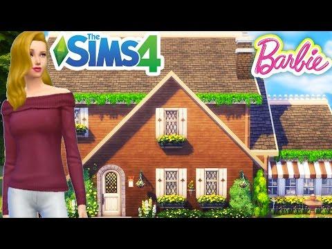 Barbie ve Ailesi The Sims 4 Evi | Evcilik TV