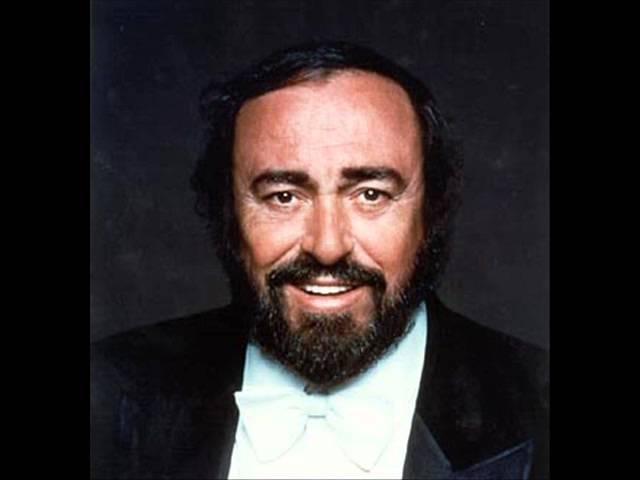 Luciano Pavarotti - Gesù Bambino (Pietro Alessandro Yon)