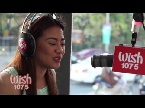 Morissette Amon covers Chandelier (Gar) on Wish FM