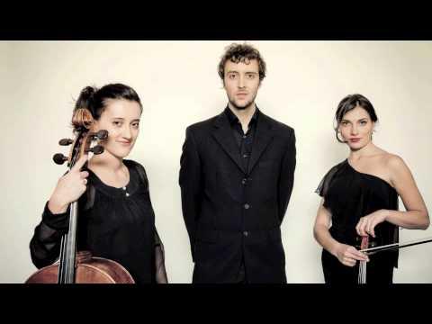 Trio Korngold plays Ravel Piano Trio in a minor: III. Passacaille