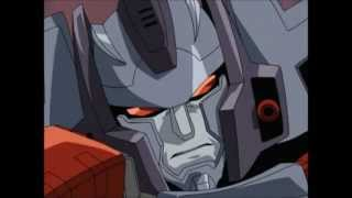 Transformers Armada - Megatron has a sense of humo