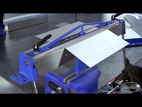 Must Have Metal Fab: Versa-Bend Sheet Metal Brake - Eastwood