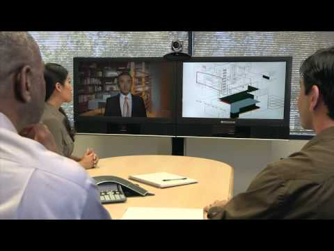 Polycom UC Board Whiteboard Video Conference