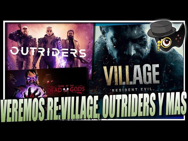 PRÓXIMO EVENTO DE RESIDENT EVIL VILLAGE, OUTRIDERS Y EL PC, ELITE DANGEROUS ODYSSEY SE RETRASA...
