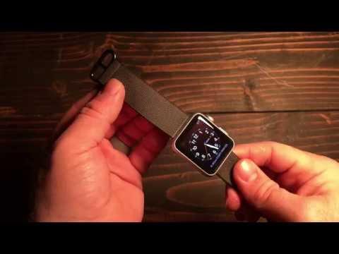 Apple Watch Nylon Band Fix