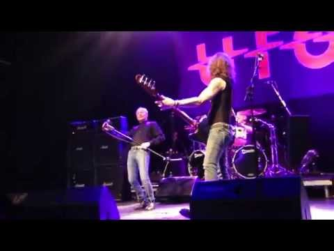 UFO - Love To Love - Forum, London May 7 2015.