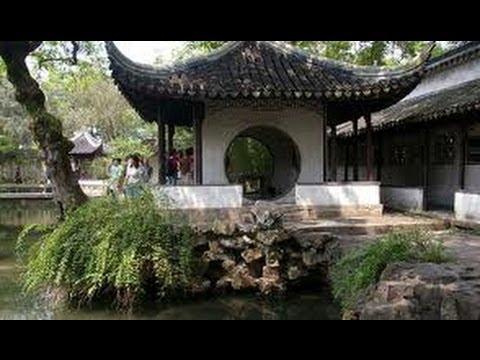 Chine découverte des jardins de Suzhou