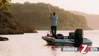 Ranger Z521L On Water Footage