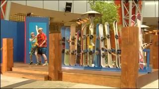 Brum - Brum gaat skiën