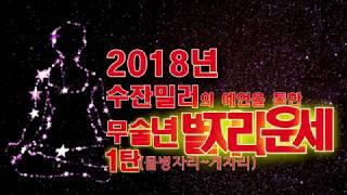 2018 무술년 별자리 운세 수잔밀러의 예언을 통한 신년운세 알아보기 1탄
