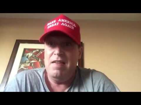 Trump Fan from Alabama hating on Hillary Clinton