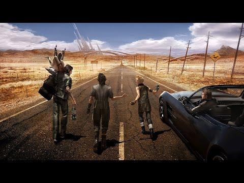 [ GMV ] Final Fantasy XV - I Was King「ONE OK ROCK」