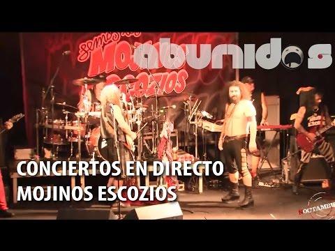 Noctámbulos TV - Concierto Mojinos Escozíos (Sala Custom)
