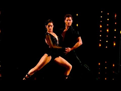 【HD】DWTS 2010 Finals Rumer Willis & Val Chmerkovskiy FREESTYLE Dancing With the Stars