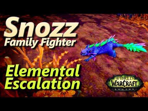 Snozz Elemental Escalation