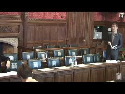 Parliamentary Constituencies (Amendment) Bill Committee - 16th May 2018