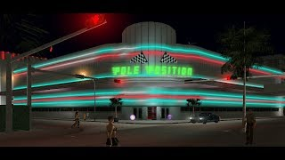 The Pole Position Club: Location Tour, Hangout, & Shootout. Vice City.