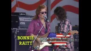 Watch Bonnie Raitt I Cant Help Myself video
