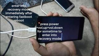 ROOT and install recovery (TWRP) in Lenovo K3 Note (MARSHMALLOW)