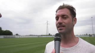 Le parole di capitan Giani in vista di Spezia-SPAL