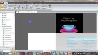 شرح برنامج Nitro PDF Professional