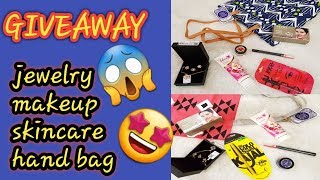 GIVEAWAY CLOSED (only for Indian subscibers)~CREATIVE HELPING HAND~CHANCE TO WIN FREE PRODUCTS