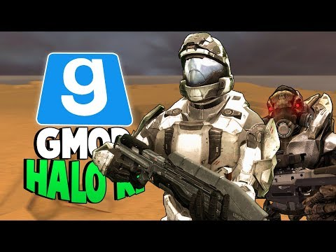 The Aimbot Grunts - Gmod Halo RP
