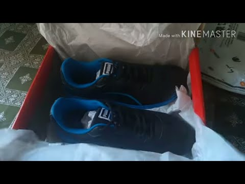 unboxing-puma-shoes-from-jabong-|-sports-shoe-|-puma-new-shoe-|-running-shoes-from-jabong