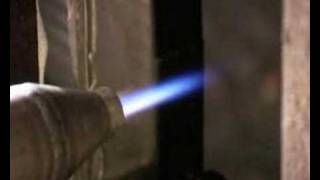 Supersonic combustion with resonance tube igniter