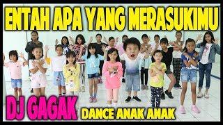 Download Mp3 Dj Gagak - Entah Apa Yang Merasukimu - Dance Anak Kecil