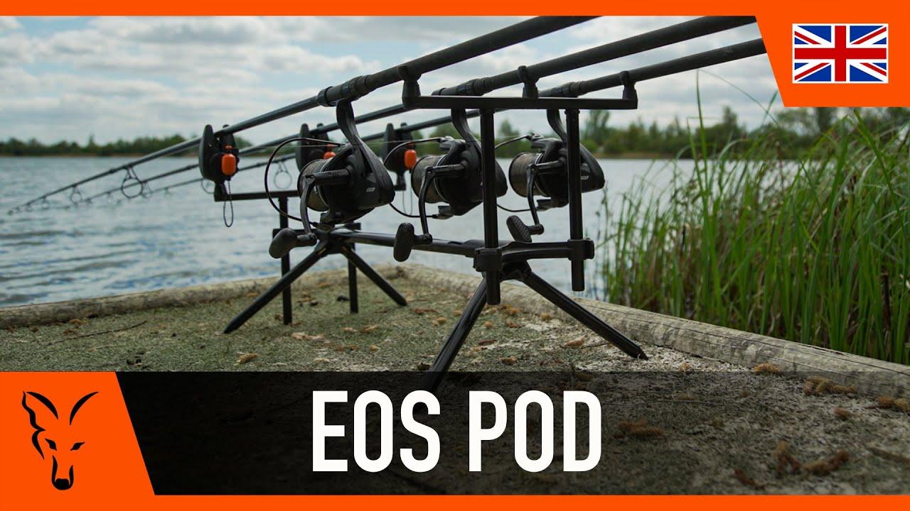 Fox EOS 3 Rod Pod BRAND NEW SAME DAY DISPATCH